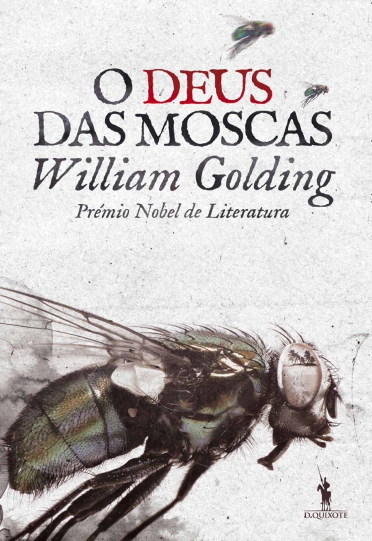 o deus das moscas - William Golding
