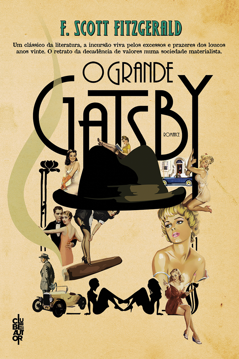 O Grande Gatsby, F. Scott Fitzgerald