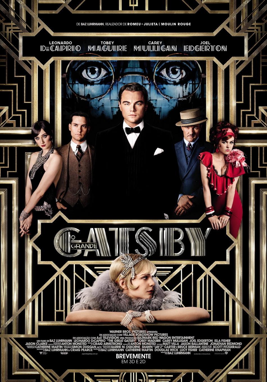 O Grande Gatsby, realizado por Baz Luhrmann